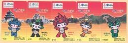 CHINA Telefonkarten  - Olympia -siehe Scan - - Olympische Spiele