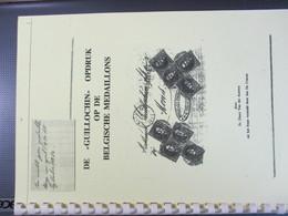 "De ""Guillochin"" Opdruk H Van Der Auwera - Fotocopies - 1863-1864 Médaillons (13/16)"