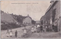 HANNOGNE-SAINT-MARTIN - Grande Rue - Other Municipalities