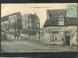 CPA - MONTMORT - Le Prieuré, Animé - Montmort Lucy