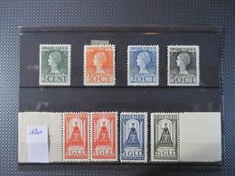 Enkel Gulden-waarden **  Gerekend - 2,5 Gldn Heeft Gebroken Gom - Cote Y&T 1200 - 1891-1948 (Wilhelmine)