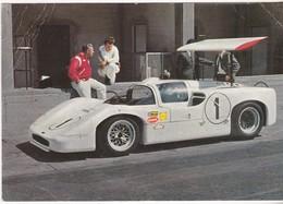 Chaparral - 2 F - Le Mans 1967 - Ansichtskarten