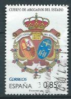 ESPAGNE SPANIEN SPAGNA SPAIN ESPAÑA 2012 STATE LAWYERS ABOGADOS USED ED 4730 YT 4411 MI 4706 SG 4710 SC 3857 - 1931-Aujourd'hui: II. République - ....Juan Carlos I