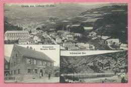 68 - GRUSS Aus URBEIS - ORBEY - Restauration Séraphin Mathieu - Vue Générale - Schwarzer See - Orbey