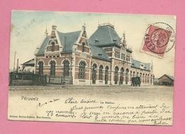 C.P. Péruwelz = La  STATION - Péruwelz
