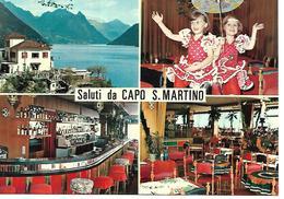 SVI5539 - SVIZZERA - SALUTI DA CAPO S.MARTINO - F.G.NON VIAGGIATA - Svizzera