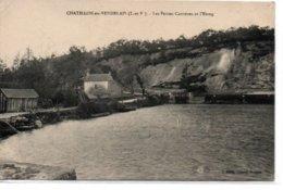 Chatillon-en-Vendelais-Les Petites Carrières Et L'Etang - France