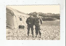 PARAS EN ALGERIE PHOTO - War, Military
