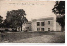 Nantes-Chantenay-Ecole N.D. De L'Abbaye-Classes Et Ateliers - Nantes
