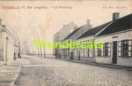 CPA STALHILLE HET LEEGDORP LE FAUBOURG - Jabbeke