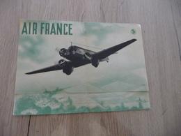 Air France Pub Publicité Service Quotidiens Monde Vers 1939 - Advertisements