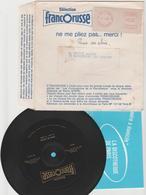 Flexi Discs Souples Polyvinyle FrancoRusse 1968 - Formats Spéciaux