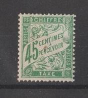 Taxe N° 36 NEUF** - 1859-1955 Postfris