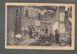 CP - 69 - Catastrophe De Lyon St-Jean - Lyon
