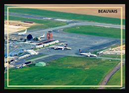60  BEAUVAIS    .. Vue Générale  De L'aeroport - Beauvais