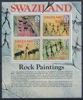 Swaziland Prehistory Prehistoire Peintures Rupestres  MNH - Prehistory