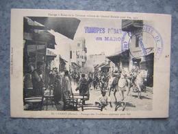 MAROC - RABAT - PASSAGE DES TIRAILLEURS ALGERIENS - Rabat