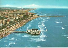 Senigallia (Ancona) Veduta Aerea Spiaggia E Rotonda, Aerial View, Vue Aerienne, Luftansicht - Senigallia