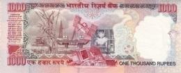 INDIA P.  94b 1000 R 2000 UNC - India