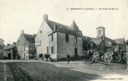 44 - Loire Atlantique - Abbaretz - Un Coin Du Bourg   (0485) - Otros Municipios