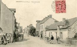 44 - Loire Atlantique - Abbaretz - Rue Principale   (0486) - Otros Municipios
