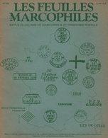 Les Feuilles Marcophiles - N°222 - Voir Sommaire - Frais De Port 2€ - Philatélie Et Histoire Postale