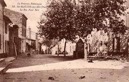 83 SAINTE-MAXIME-SUR-MER LA RUE PAUL BERT - Sainte-Maxime