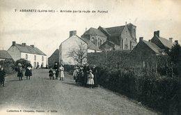 44 - Loire Atlantique - Abbaretz - Arrivee Per La Route De Puceul  (0488) - Otros Municipios
