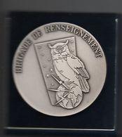 Médaille Brigade De Renseignement (Armée De Terre) Dans Son Coffret, éditions J.BALME 49403 SAUMUR - France