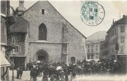 74. ANNECY.  EGLISE ST MAURICE - Annecy