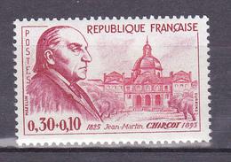 N° 1260 Célèbrités:Jean Martin Charcot:  Un Timbre Neuf Impeccable Sans Charnière - Unused Stamps