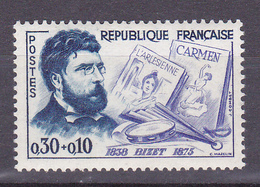 N° 1261 Célèbrités:Georges Bizet:  Un Timbre Neuf Impeccable Sans Charnière - Unused Stamps