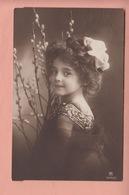 OLD PHOTO POSTCARD - CHILDREN - GIRL - FAMOUS GRETE REINWALD - NICE PORTRAIT - Portraits