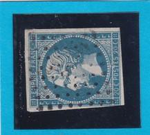 N° 14A    PC  8   AGDE   ( 33  )   HERAULT  -  REF 14615 - 1853-1860 Napoléon III