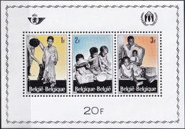 BELGIEN 1967 Mi-Nr. Block 37 ** MNH - Blocs 1962-....