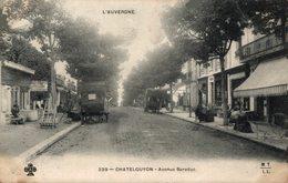 13061     CHATELGUYON    AVENUE BARADUC - Châtel-Guyon