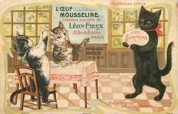 Chats Avec Pub - Cats