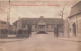 CHAMPROSAY - Sanatorium Joffre - Porte Principale - Sonstige Gemeinden