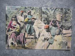 TUNISIE - GROUPE DE BEDOUINS - Tunisia