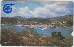 GRENADA - ST. GEORGES - EC$10 - 1CGRB - Grenada