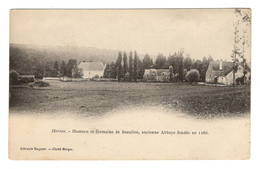 52 HAUTE MARNE - HORTES Hameau Et Domaine De Beaulieu, Pionnière - Francia