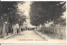 LA BOUILLADISSE. AVENUE DE LA GARE - Other