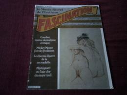 FASCINATION MUSEE SECRET DE L'EROTISME N° 11 ( 1981 ) - People