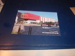 CPSM  COTE D OR   CHENOVE  CARTE PHOTO LE CEDRE RARE - Chenove