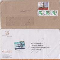 UAE Kenya Cover/card, Stamps (A-6600) - Emirats Arabes Unis