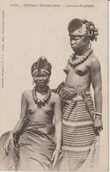 2010  Nu Af FORTIER  Jeunes Foulahs C G AOF  1169  La Vente Sera Retirée  Le 14-03 - Africa Meridionale, Occidentale E Orientale
