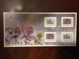 Thématique Fleur - Collector Fleurs De L'hiver - Frankreich