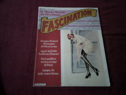 FASCINATION MUSEE SECRET DE L'EROTISME N° 8 ( 1980 ) - People