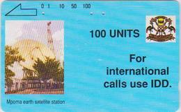 UGANDA - SATELITTE - 100 UNITS - Ouganda
