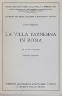 La Villa Farnesina In Roma, 77 Pages. - Livres, BD, Revues
